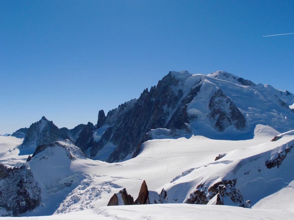 Der Mont Blanc du Tacúl